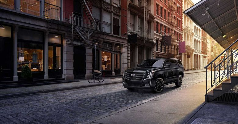 CADILLAC INTRODUCED THE ESCALADE SPORT EDITION