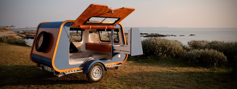 THIS IS A BEAUTY FOR CAMPING EITHER AT SEA OR IN NATURE – VIDEO !!!